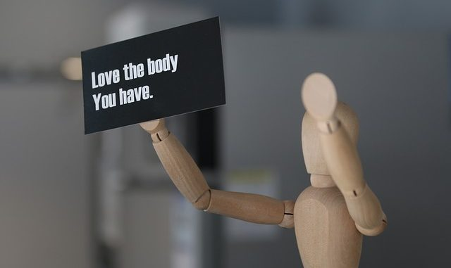 """body shaming, """"love the body you have"""""""