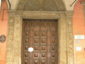 Università chiuse Bologna palazzo Malvezzi